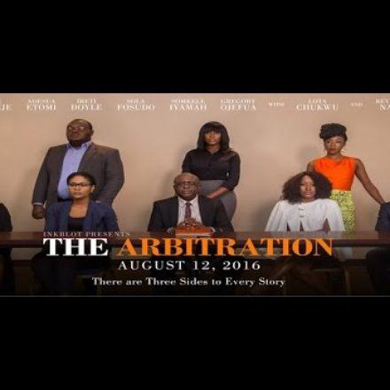 Niyi Akinmolayan's The Arbitration.