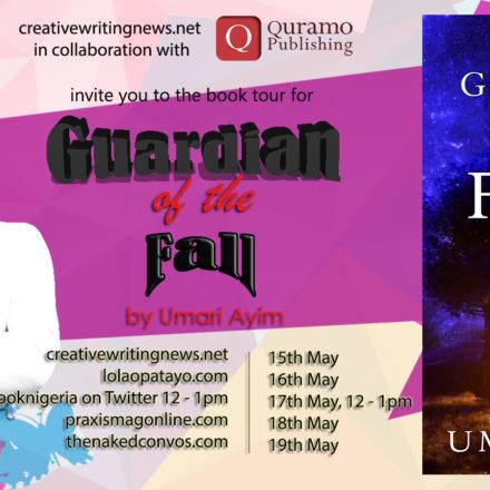 Book Tour: Umari Ayim's Guardian of the Fall